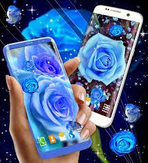 اتارنا Blue Rose Live Wallpaper ...