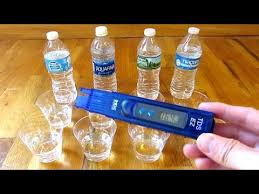 Water Quality Tester Tap Vs Bottled Water