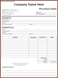 Free Purchase Order Template Excel Download Delectable Purchase Order Form Template Php Getpicksco