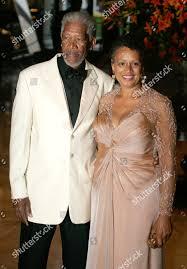 Morgan Freeman Myrna Freeman US actor Morgan Editorial Stock Photo - Stock  Image   Shutterstock