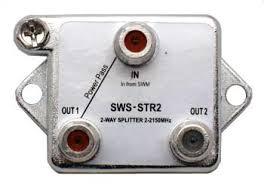 directv swm8 single wire multiswitch 99 99 including power 1x2