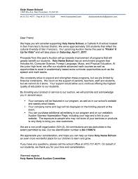100 Silent Auction Donation Form Template Donation Letter