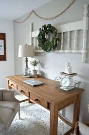 french country decor home. Amazing Farmhouse Office Makeover Space Decorating Home Country Style French Decor G