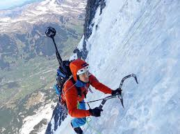 The original route on the eiger north face is one of those technical challenges which was kind of a game of chicken. Alpine Project Offers Stunning 360 Virtual View Of Eiger