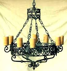 chandeliers outdoor candle chandelier non electric chandeliers