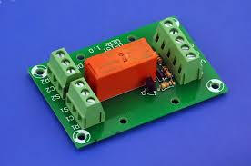 bistable latching dpdt 8 amp power relay module dc12v coil tyco pcb layer