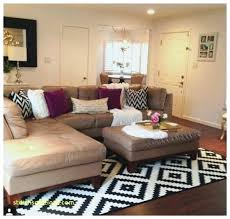 rug placement living room sectional how to place an area with a couch new keep rugs