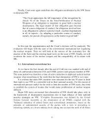 essay timur akhmetov nuclear weapon icj advisory opinion  11