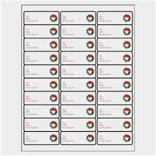 30 Labels Per Page Template Address Label Template 30 Per Sheet Lera Mera Business Document