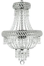 french empire crystal chandeliers french vintage