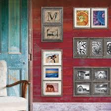 barnwood collage