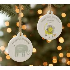 Buy Baby's First Christmas Ornaments Online: Find Lenox, Waterford ...