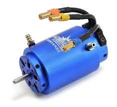 <b>Бесколлекторный</b> электромотор <b>Dynamite</b> 1650kV 6-Pole Water ...