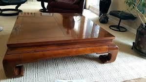 henredon end table coffee table coffee table coffee table with storage bins henredon dining tables henredon end table