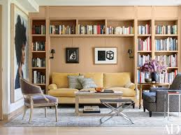 Bookcase Lighting Options How To Decorate A Bookshelf 25 Stylish Design Tips For Your