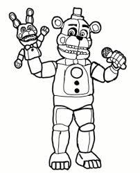 Fun Time Foxy Drawing Base Wwwpicturessocom
