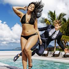 plus size models sports illustrated sports illustrated swimsuit issue plus size ad campaign popsugar