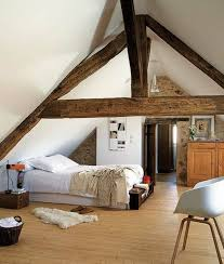 Decorating: Attic Bedroom Designs - Attic Room