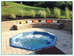 in ground jacuzzi. In Ground Jacuzzi Hot Tub Cost To Install .