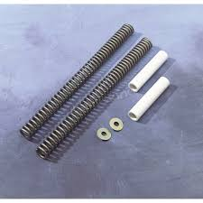 Progressive Suspension Spring Rate Chart Front Fork Springs 35 50 Spring Rate Lbs In 11 1527