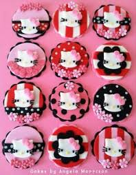 26 Best Hello Kitty Cupcakes Images Cat Cupcakes Hello Kitty