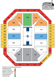 Convocation Center Seating Chart Wajihome Co