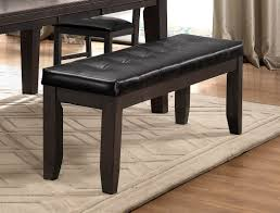 room table bench seats seating wolfley