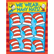 Dr Seuss Standard Job Chart Poster