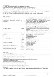 Customer Demand Planner Resume Professional Resume Templates