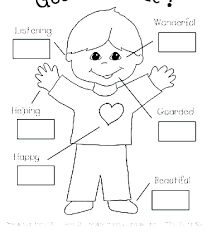 All About Me Worksheets Pdf All About Me Coloring Pages Worksheets Pdf Goldilocks
