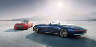 2018 maybach vision 6 price.  maybach the mercedesmaybach vision 6 twins coupe and now a cabriolet too intended 2018 maybach vision price