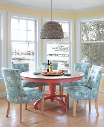 Colorful Dining Room Tables Cool Decorating Design
