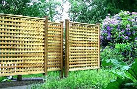 wood garden screen garden lattice fence free standing garden screen image of black vinyl lattice fence panels freestanding outdoor dark wood garden
