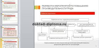 дипломная работа Пути улучшения работы с кадрами управления на  Пути улучшения использования персонала диплом