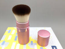 too faced kabuki brush. too faced retractable kabuki brush. brand new! brush e