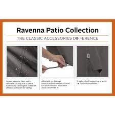 classic accessories ravenna patio