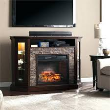 corner fireplace tv stand electric combo canadian tire