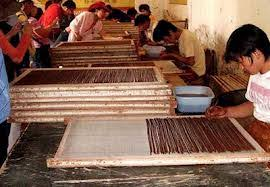 Image result for incense stick making images