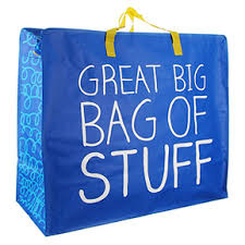 Image result for bags of stuff