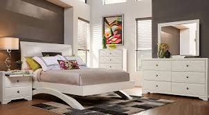 White Bedroom Sets Queen New Belcourt 5 Pc Platform Colors Intended ...