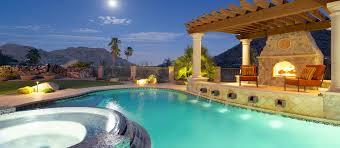 Swimming Pool Landscaping Designs Phoenix Landscaping Design Pool Builders Pool Remodeling