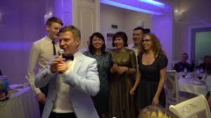Ведущий на корпоратив, свадьбу Дмитрий Гусев в Екатеринбурге | Услуги