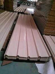 white color galvanized corrugated roofing sheets for house roof