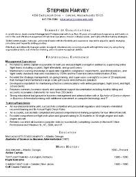 Functional Resume Examples For Students 3 Namibia Mineral Resources