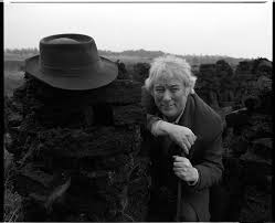 does the new translation of virgil sound too much like heaney  seamus heaney at a turf bog in bellaghy 1986 photo by bobbie hanvey