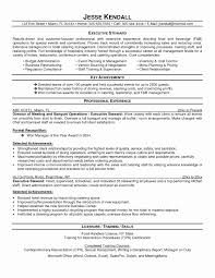 Buffet Attendant Sample Resume Steward Resume Sample Lovely Professional Executive Steward Resume 22