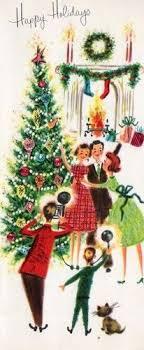 Retro Holidays 160 Best Vintage Christmas Images Vintage Christmas Retro
