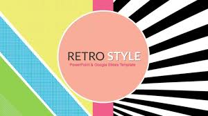 Retro Ppt Template Magdalene Project Org