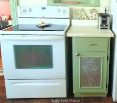 chalk painting kitchen cabinets. Painting Kitchen Cupboards Repainting Before Pic Cabinets With Homemade Chalk Paint .