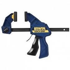 Струбцины <b>Irwin</b> (Ирвин) купить - быстрозажимные <b>Quick Grip</b> XP